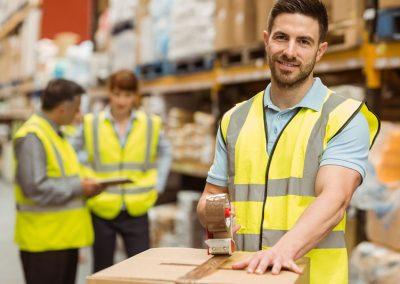 Warehousing & Maintenance
